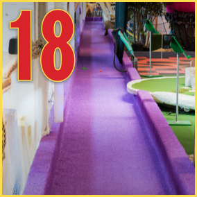 Hole 18: The Mini Golf Hole Formerly Known As the World's Longest Hole