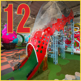 Hole 12: Music Mountain