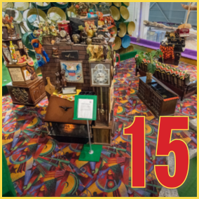 Hole 15: Gramma's Living Room