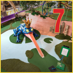 Hole 7: Blue Toad