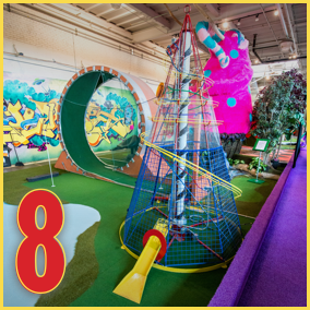 Hole 8: The Comet