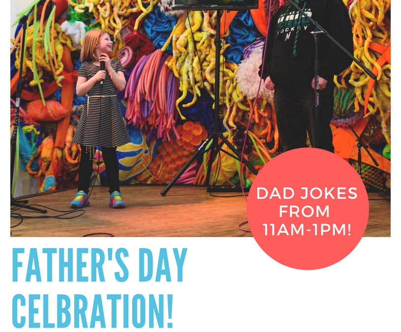 Celebrate Father's Day with us!